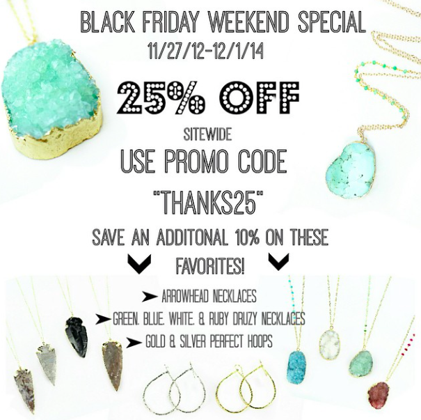 Paleo Parents Black Friday Discount Round Up, Joy Dravecky Jewelry