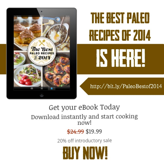 The Best of Paleo Recipes 2014 with Paleo Parents