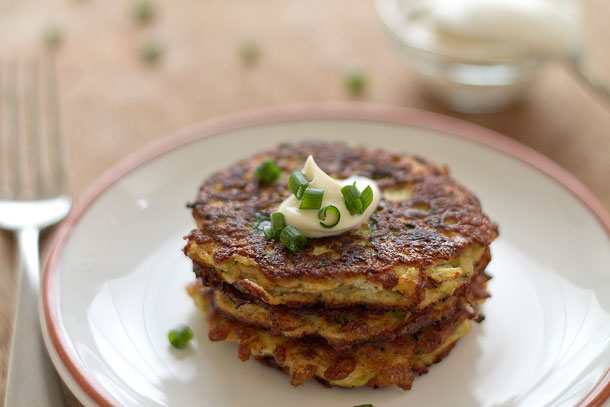 Zucchini-Latkes-by-Slim-Palate-From-Paleo-Parents