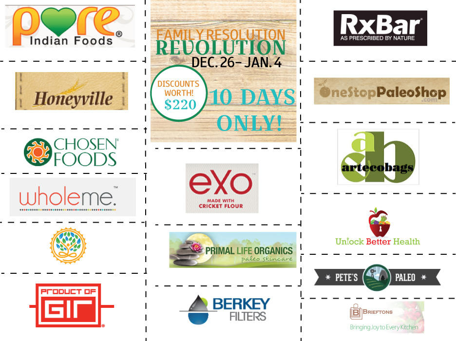 Family Resolution Revolution - Discounts