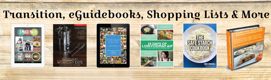 Family Resolution Revolution E-Bundle: Transition, eGuidebooks, Shopping Lists and More