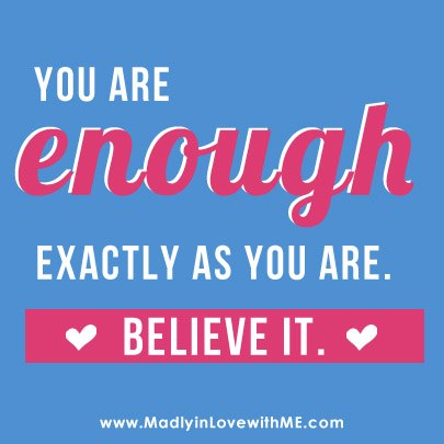 you are enough source kirriwhitecoaching