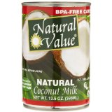 BPA free coconut milk,