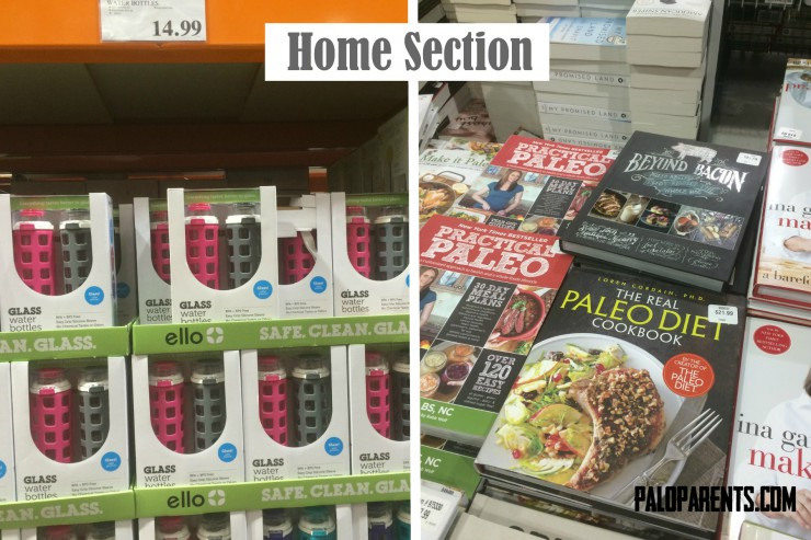 Costco Collage Home Section