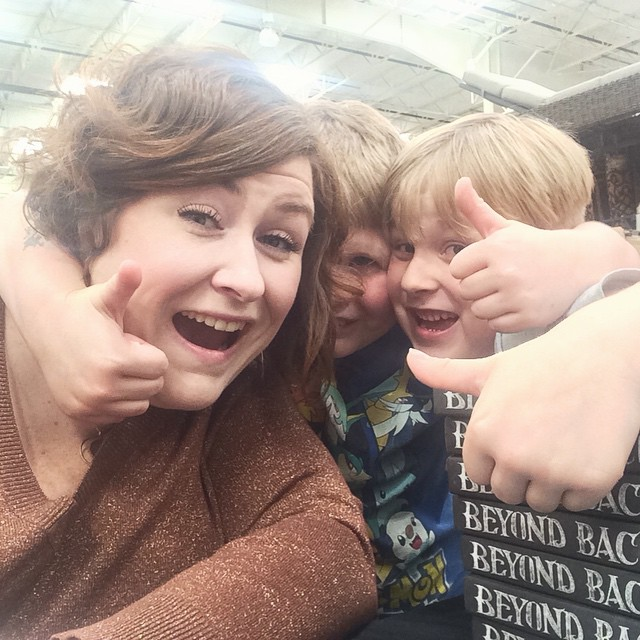Family at costco, Paleo Parents Weekend Wrap Up, 4/26: Our KITCHEN FIRE & The Best Advice Ever FROM A 7-YEAR-OLD