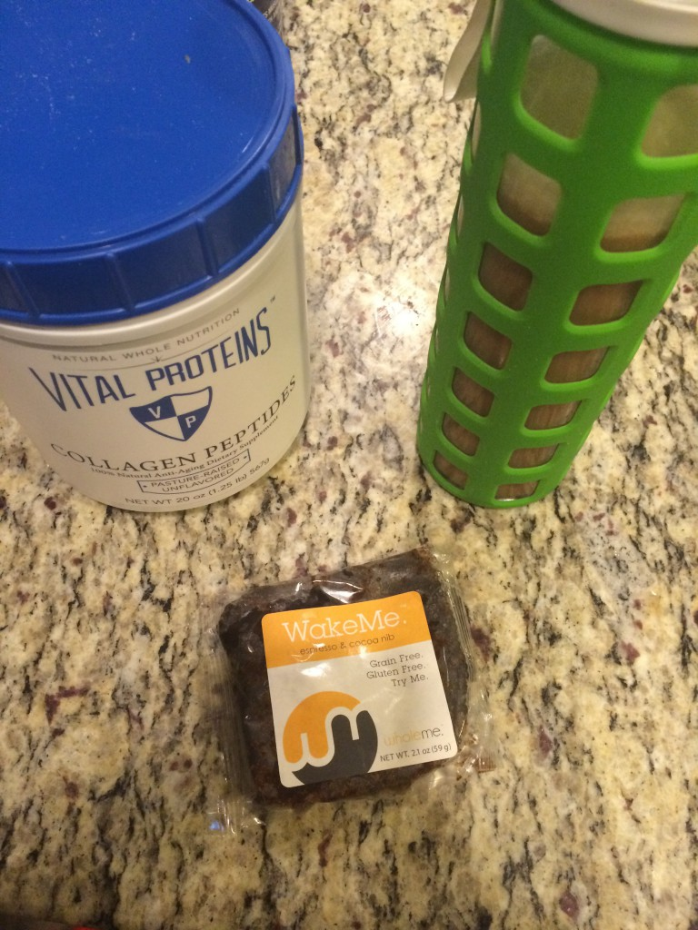 My Best New Gelatin Friend--Vital Proteins! as seen on Paleo Parents