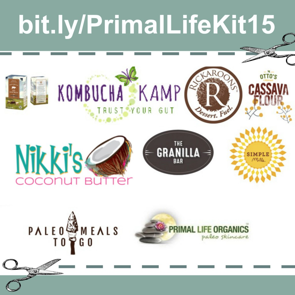 Primal Life Kit Coupons and Discounts: BIG Amazing Bundle May 8-14 ONLY - Primal Life Kit 2015, Only $39.97 with over 100 items!