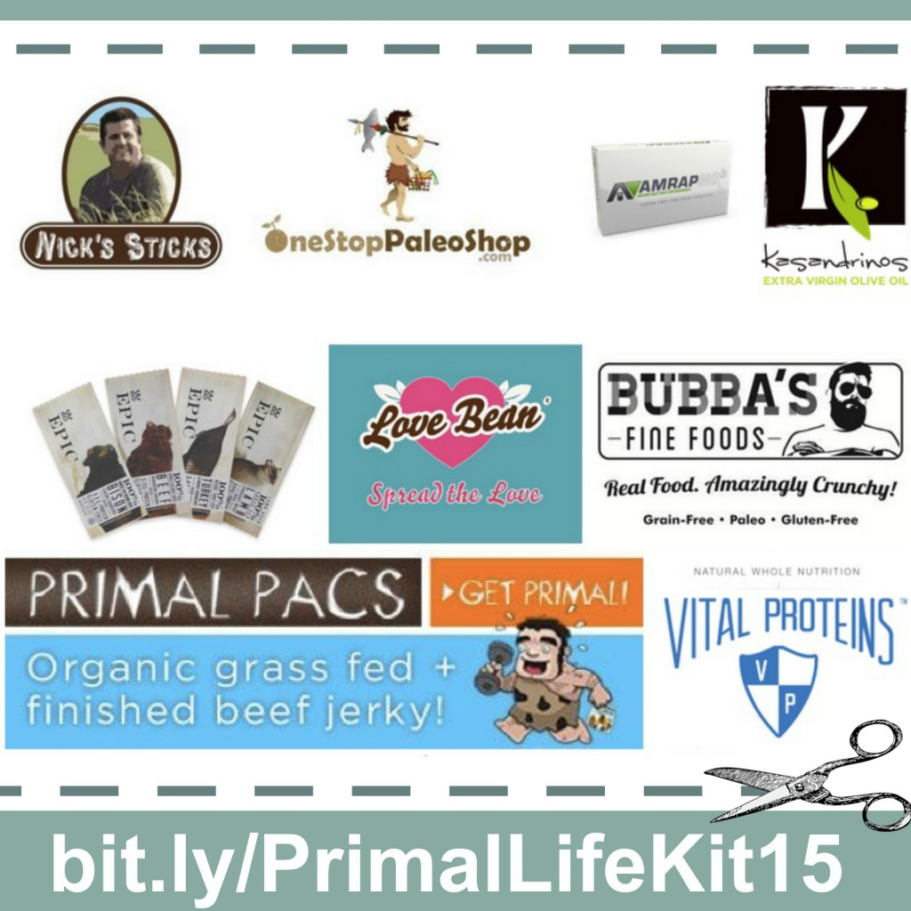 Primal Life Kit Coupons: BIG Amazing Bundle May 8-14 ONLY - Primal Life Kit 2015, Only $39.97 with over 100 items!