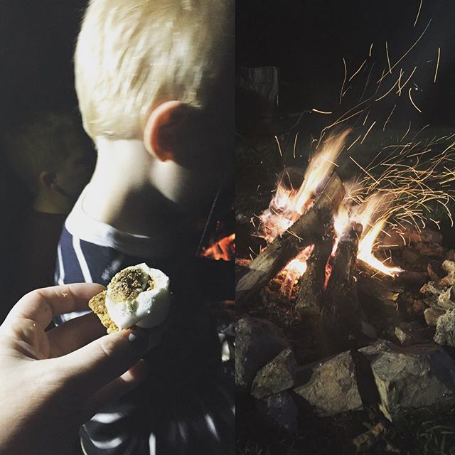paleo s'mores, Paleo Parents Weekend Wrap Up: Are S'mores Paleo?!