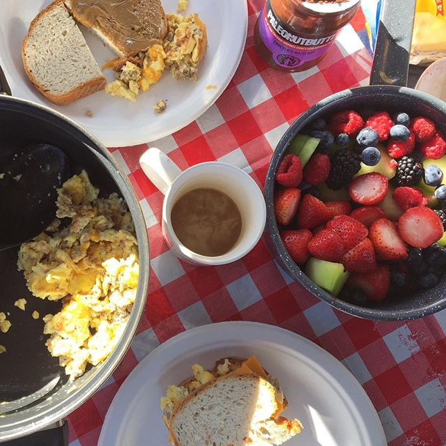 paleo camping breakfast, Paleo Parents Weekend Wrap Up: Are S'mores Paleo?!