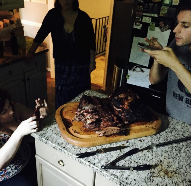 Beef Brisket to Make a Texan Cry by Paleo Parents