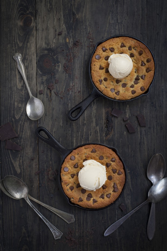 Paleo Parents Guest Post: Skillet Cookie Sundaes, Clean Eating with a Dirty Mind