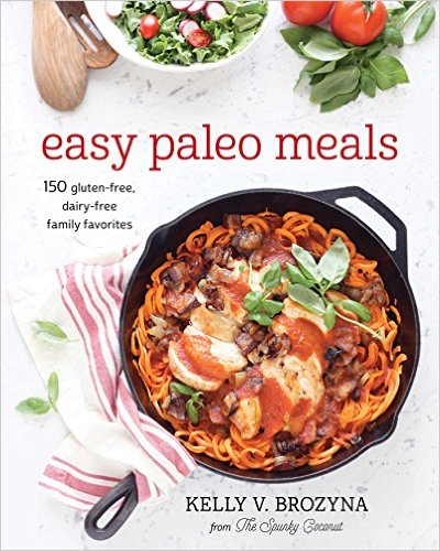 Easy Paleo MEals, Paleo Parents Guest Post: Black Bottom Cupcakes, Easy Paleo Meals