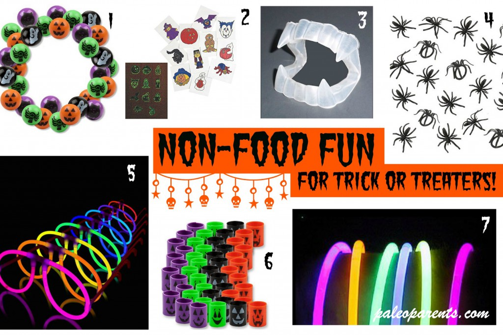 Paleo Parents Fifth Annual Healthy Halloween Recipe Round Up