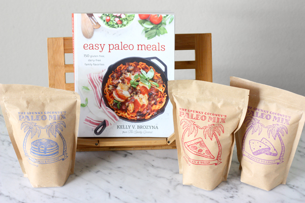 mix-and-book-giveaway, Paleo Parents Guest Post: Black Bottom Cupcakes, Easy Paleo Meals