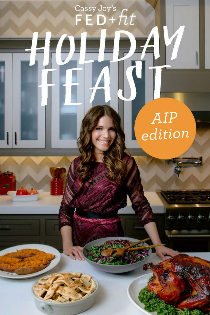 Holiday Feast AIP Cover
