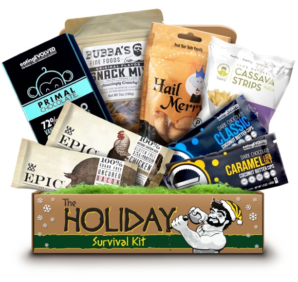 OSPS The Holiday Survival Kit, Sharing the Good Food Love this Holiday Season