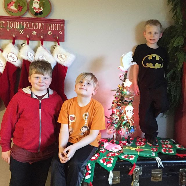 little xmas tree; All about our Paleo holiday celebration, including WHAT happened to our tree! Paleo Parents Weekend Wrap Up