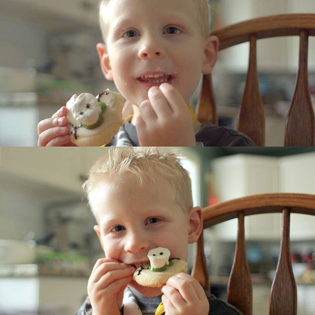 wes snowman cookies: Make an INCREDIBLE Paleo Holiday Dinner! Paleo Parents