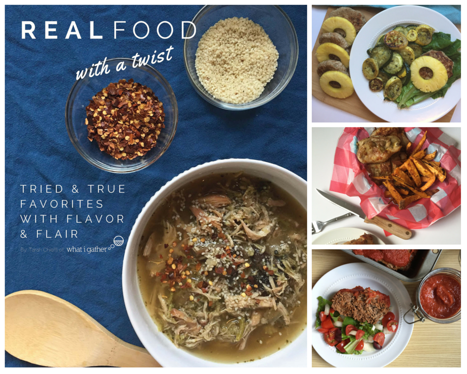 Paleo Parents Guest Post: Tandoori Meatloaf from Real Food with a Twist by What I Gather