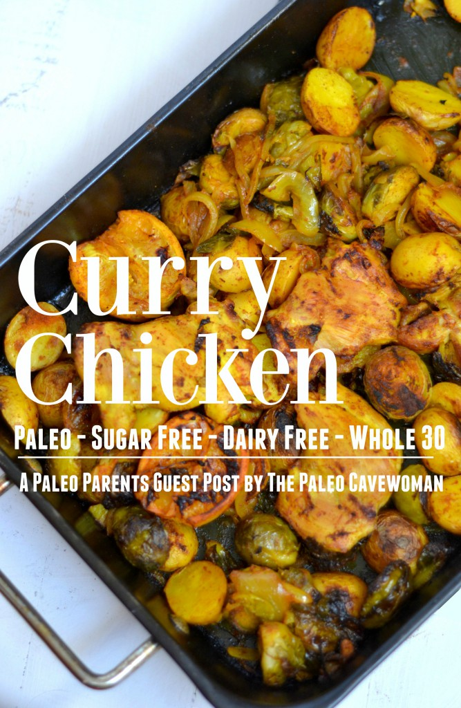 Curry Chicken: The Paleo Cavewoman Guest Post   Paleo Parents