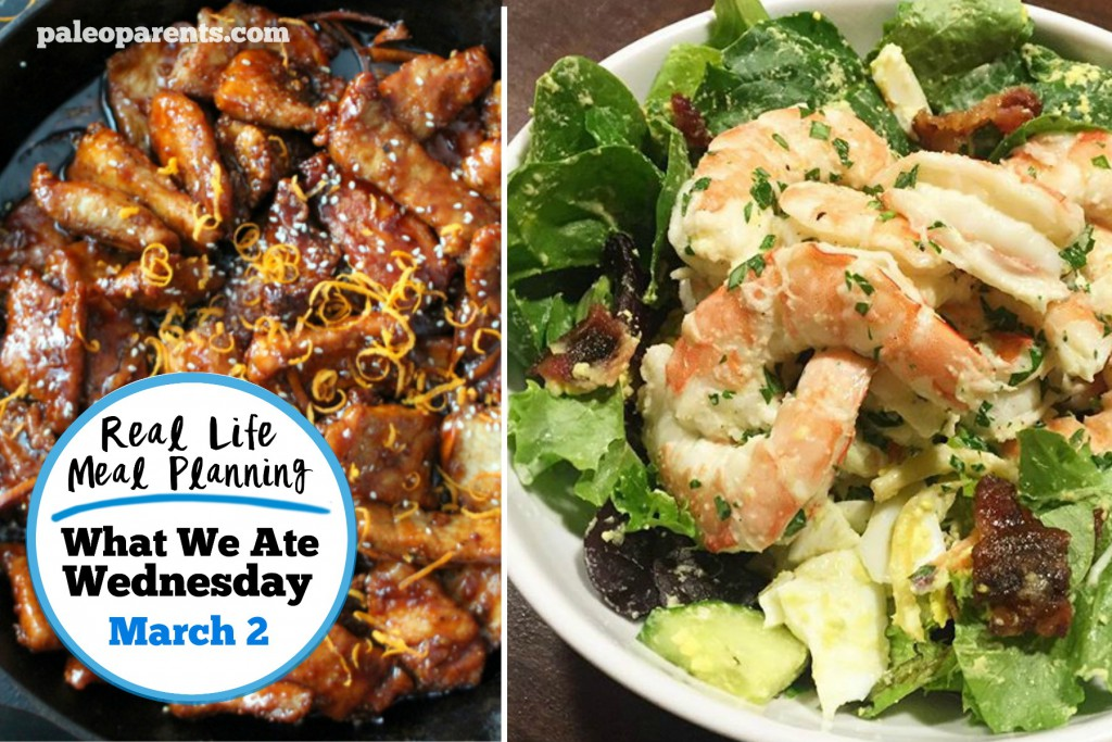 Meal Planning March 2 Feature Paleo Parents