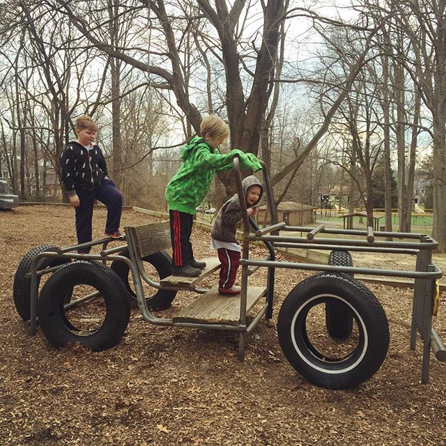 boys at park car, Vital Proteins: Our favorite superfood to the rescue again! | Paleo Parents