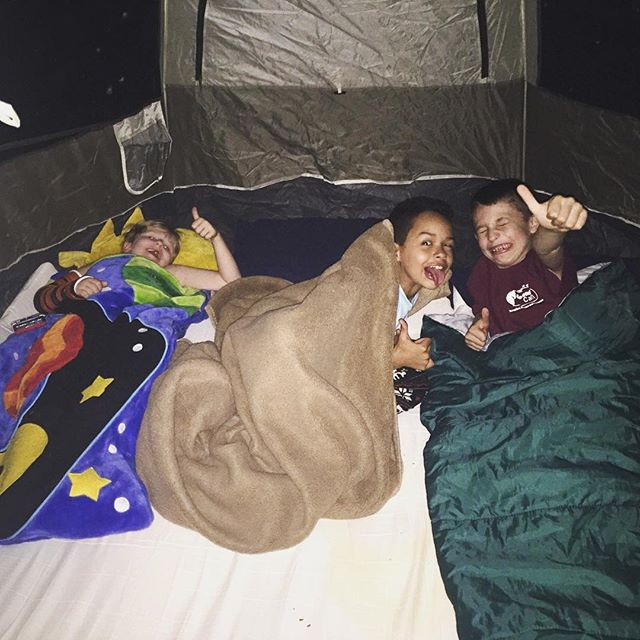 sleepover, All about Paleo Marshmallows + Our First Broken Bone | Paleo Parents