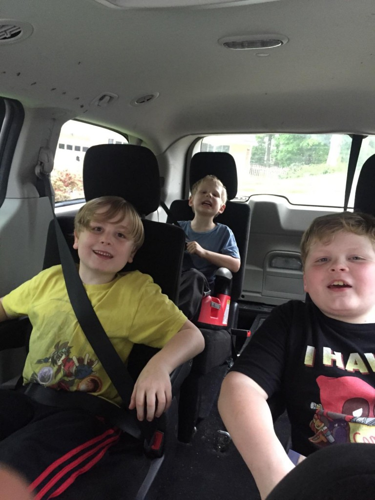 Pentatonix concert, Simple Meals and Short-Cut Foods (Mom's Gone and It's an ALL-GUYS Week!) | Paleo Parents