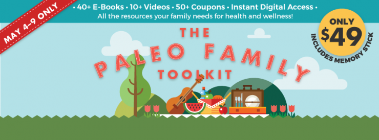 Paleo Family Toolkit Banner Image Bottom for Paleo Parents