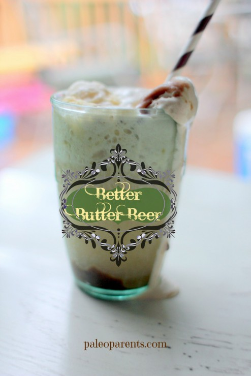 Better Butter Beer by Paleo Parents