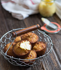 Corny-Bread-Muffins, Our Weekly Family Meal Plan: Fourth of July Weekend Eats! Paleo Parents