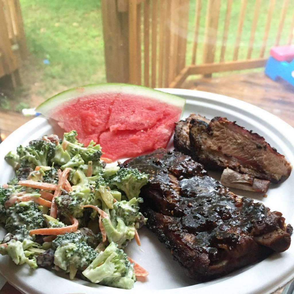 bbq 4th of july feast, Our Weekly Family Meal Plan: Fourth of July Weekend Eats! Paleo Parents