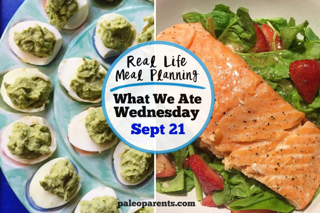 meal-plan, Our Weekly Family Meal Plan from Danielle Walker's Celebrations | Paleo Parents